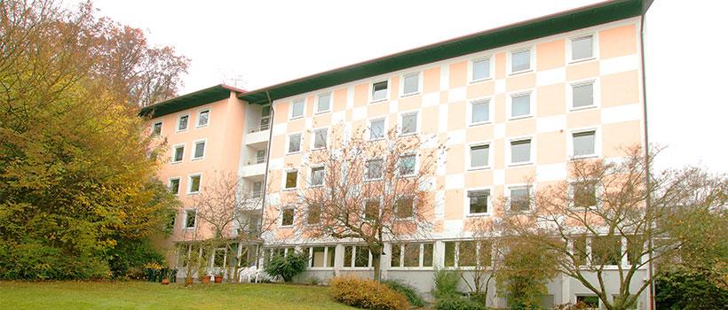 IB Hostel Tübingen Viktor Renner Haus